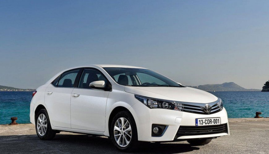 Corolla-Xli-Gli-New-Model-For City Transfer From Karachi
