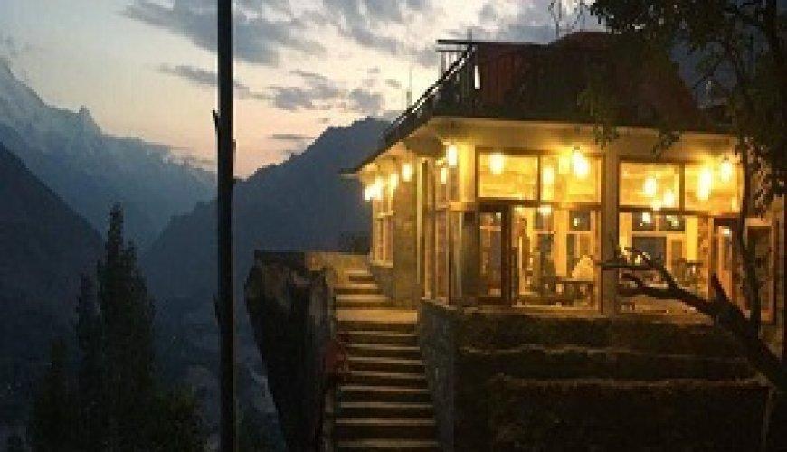 Gilgit Embassy Hotel 1