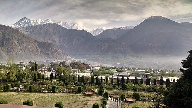 Gilgit_City_View
