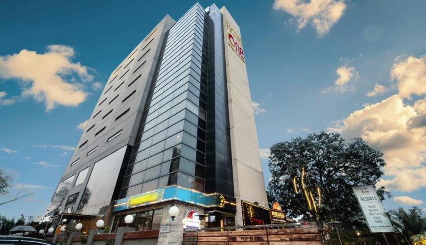 Hotel One Gulberg Lahore Hotel Full Front View