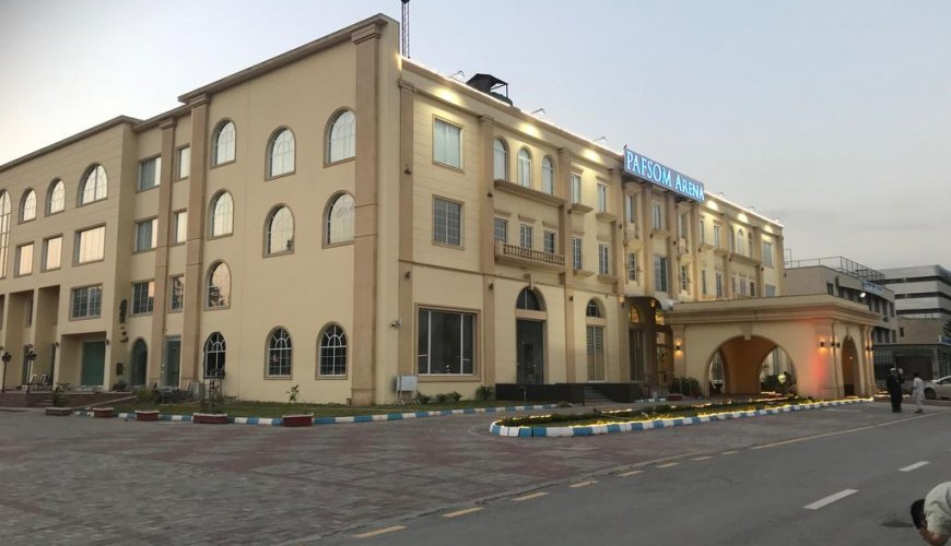 Millennium Hotel Islamabad Building View